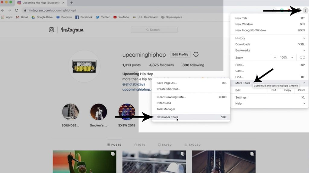 How to Post on Instagram from Desktop and Laptop – westcoast